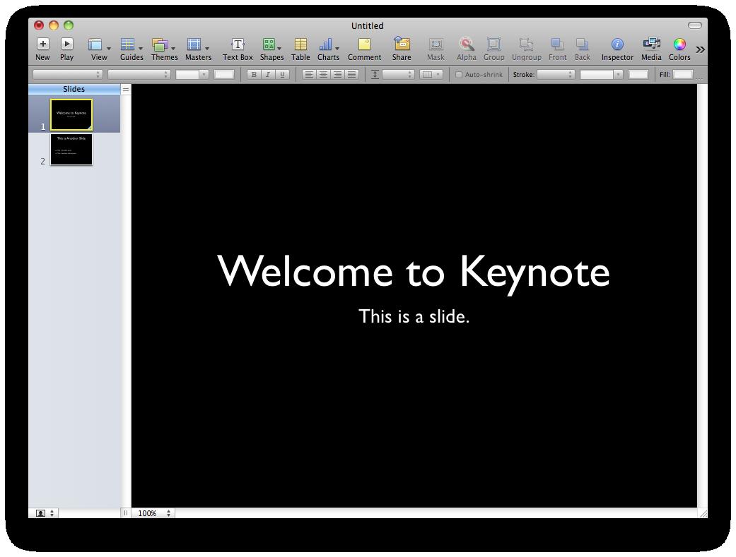 NaSoLabLog   Play Keynote or PowerPoint Presentations in ArraySync